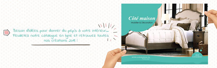 Catalogue côté maison