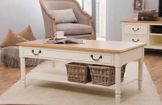 design intemporel 16c8f bdc42 Table Basse LOUIS XVI - Coté Maison